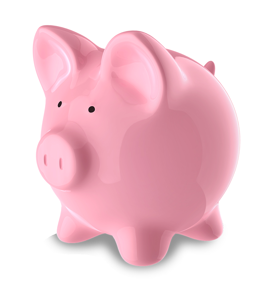 Using Foresight can add money to your piggy bank.